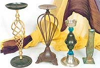 Brass  Wooden Handicraft